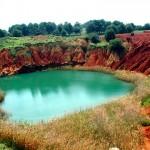 Lago Verde di Bauxite Otranto - Missipezza Residance
