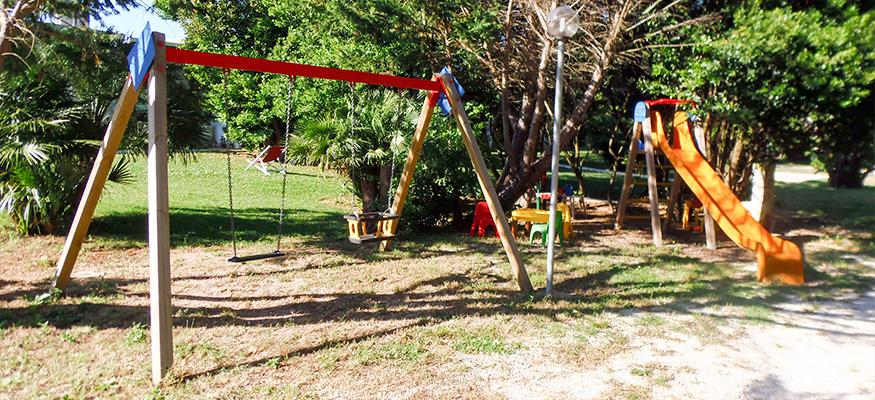 Parco giochi Missipezza Residance